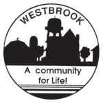 City of Westbrooklogo white