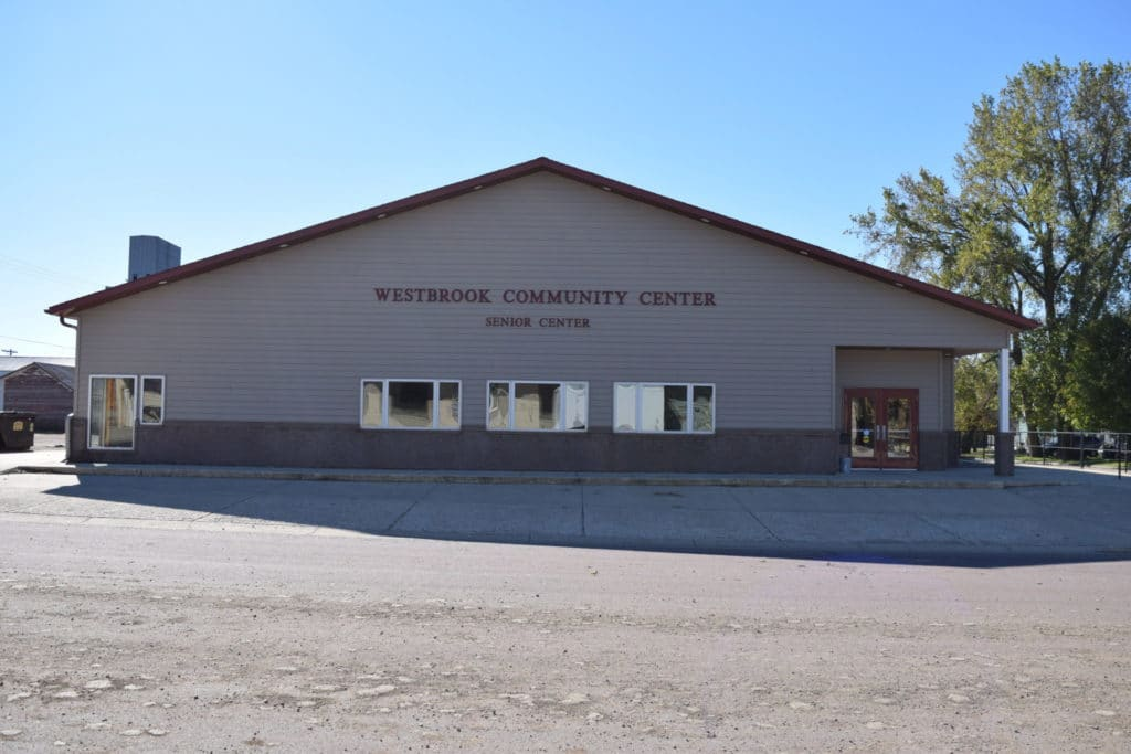 Westbrook Community Center and Senior Center